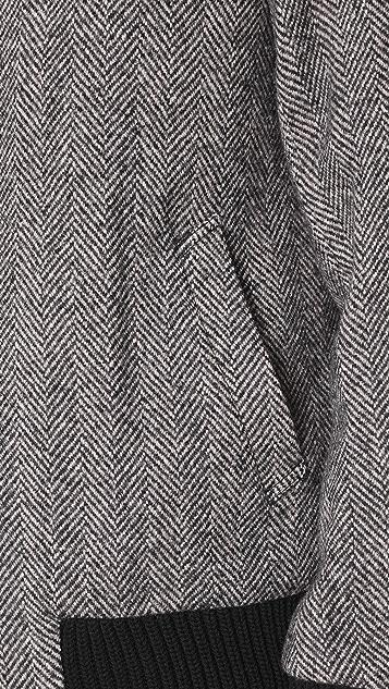 Tomorrowland Herringbone Jacket