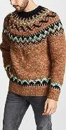 Tomorrowland Fair Isle Sweater