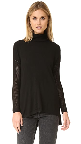 Top Secret Columbus Turtleneck