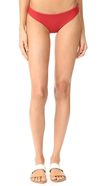 Tori Praver Swimwear Milos Floral Cristina Bottoms