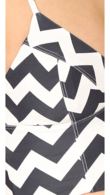 Tori Praver Swimwear Zilos Jess Bikini Top
