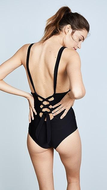 Tori Praver Swimwear Andie One Piece Swimsuit