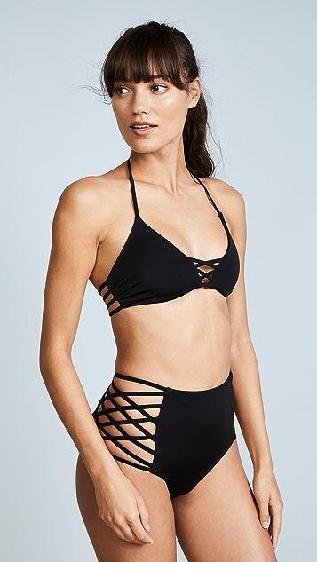 Tori Praver Swimwear Odette Bralette Bikini Top