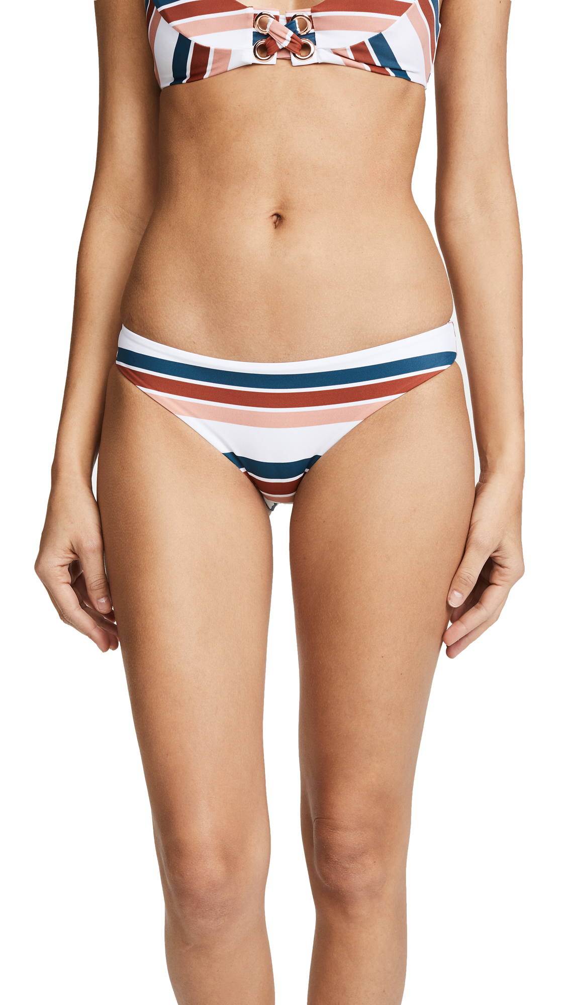 Tori Praver Swimwear Isla Classic Bottoms