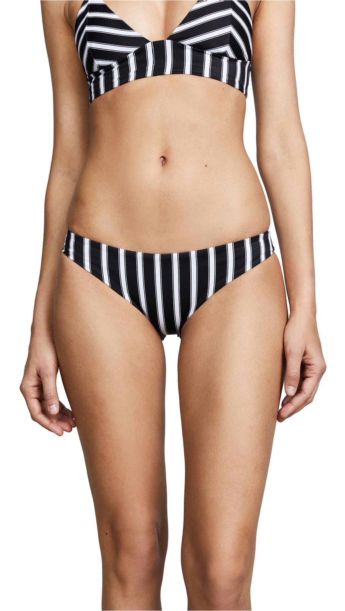 Tori Praver Swimwear Isla Classic Bikini Bottoms