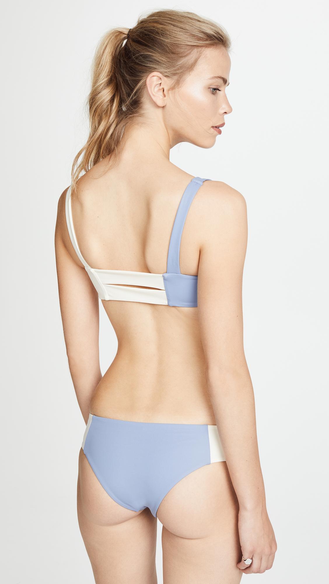 56a009d6e1 Tori Praver Swimwear Deja Bralette Bikini Top | SHOPBOP