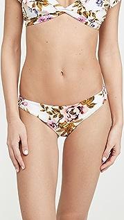 Tori Praver Swimwear Isla 经典比基尼泳裤
