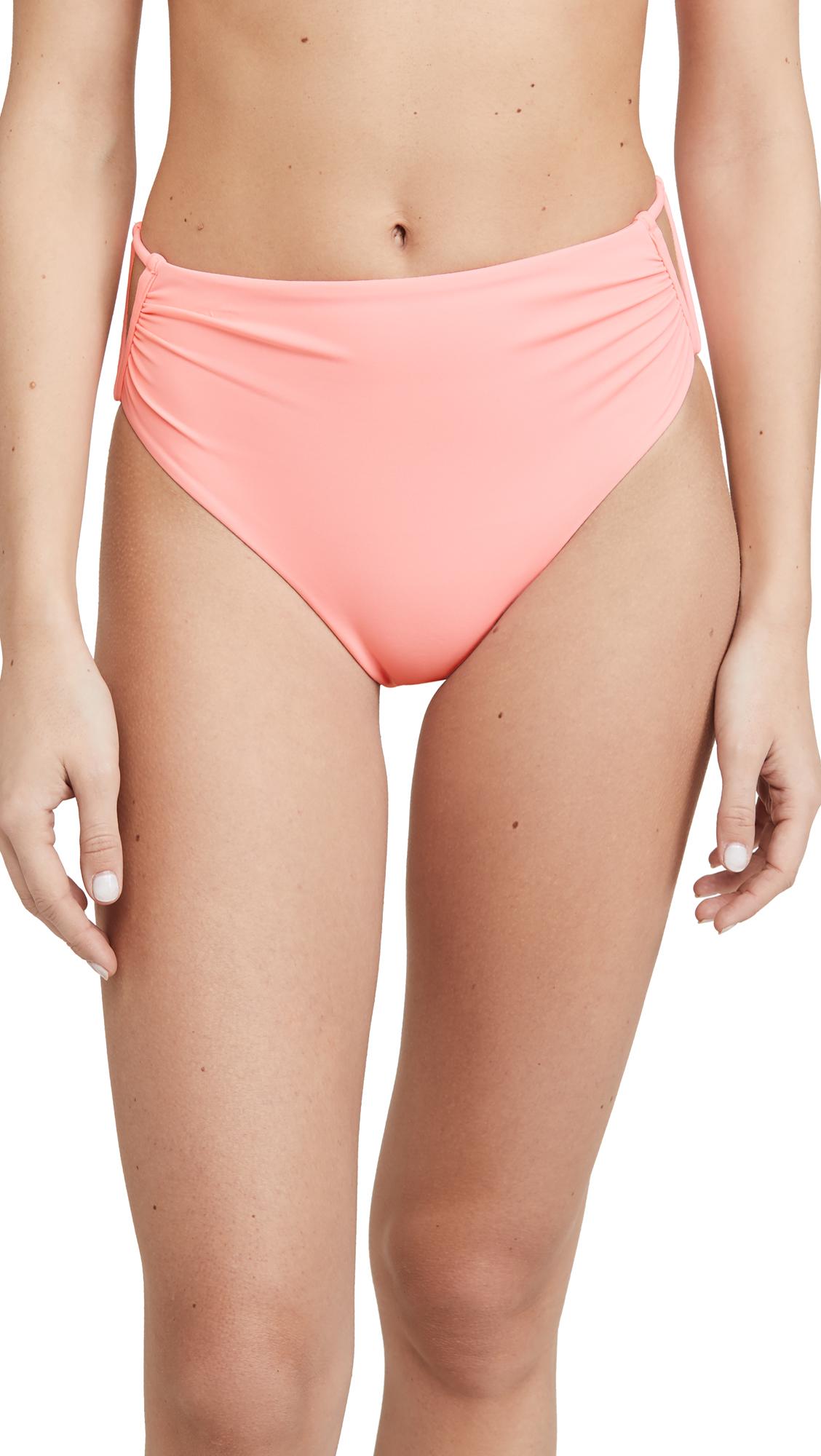 Buy Tori Praver Swimwear online - photo of Tori Praver Swimwear Payton Cheeky Bikini Bottoms
