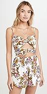 Tori Praver Swimwear Ariana 短款连身衣