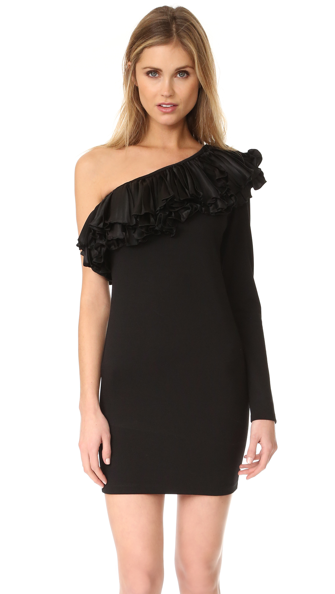 Torn by Ronny Kobo Juliet Dress - Black
