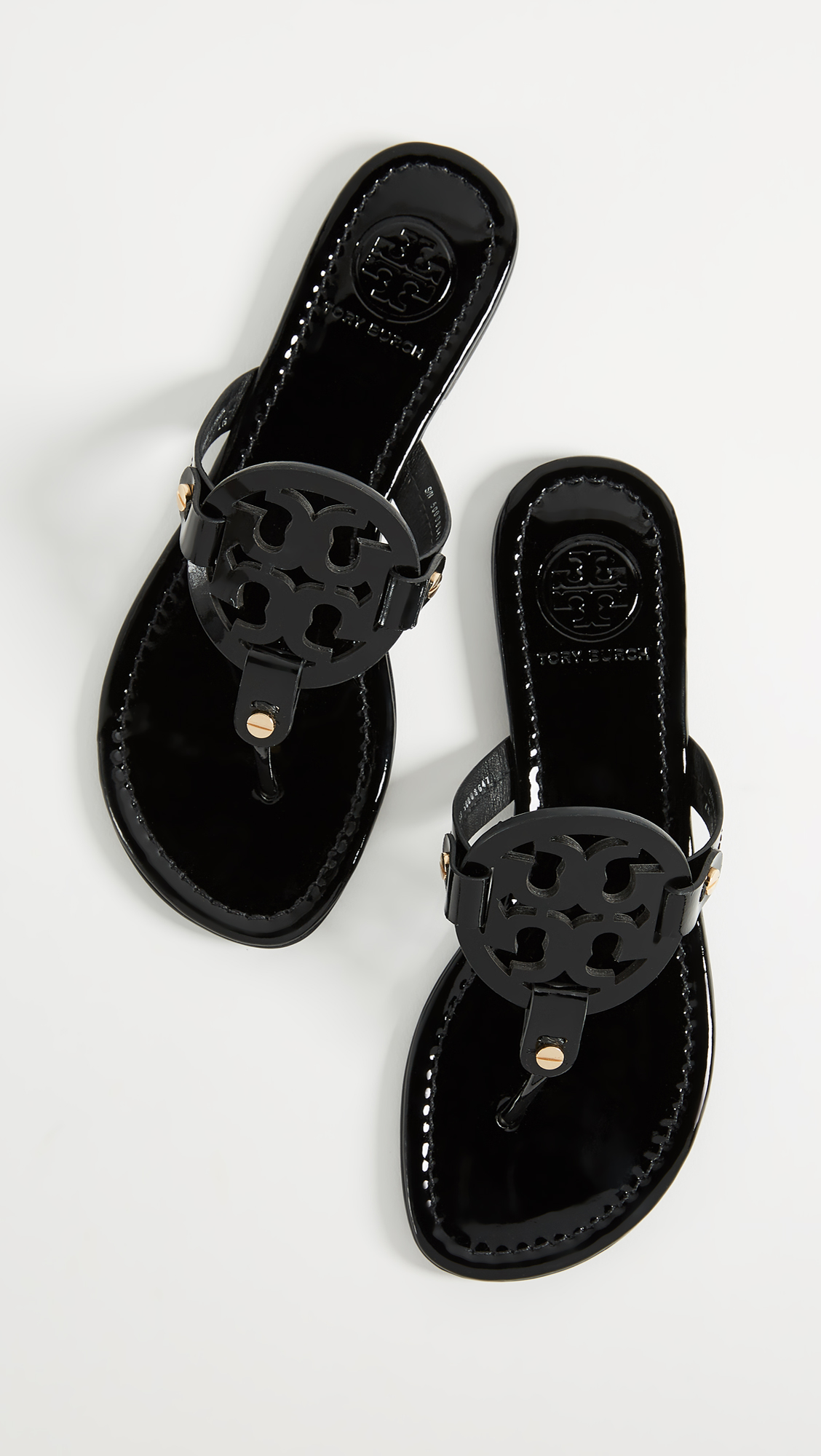 680e2baa7fd2 Tory Burch Miller Thong Sandals