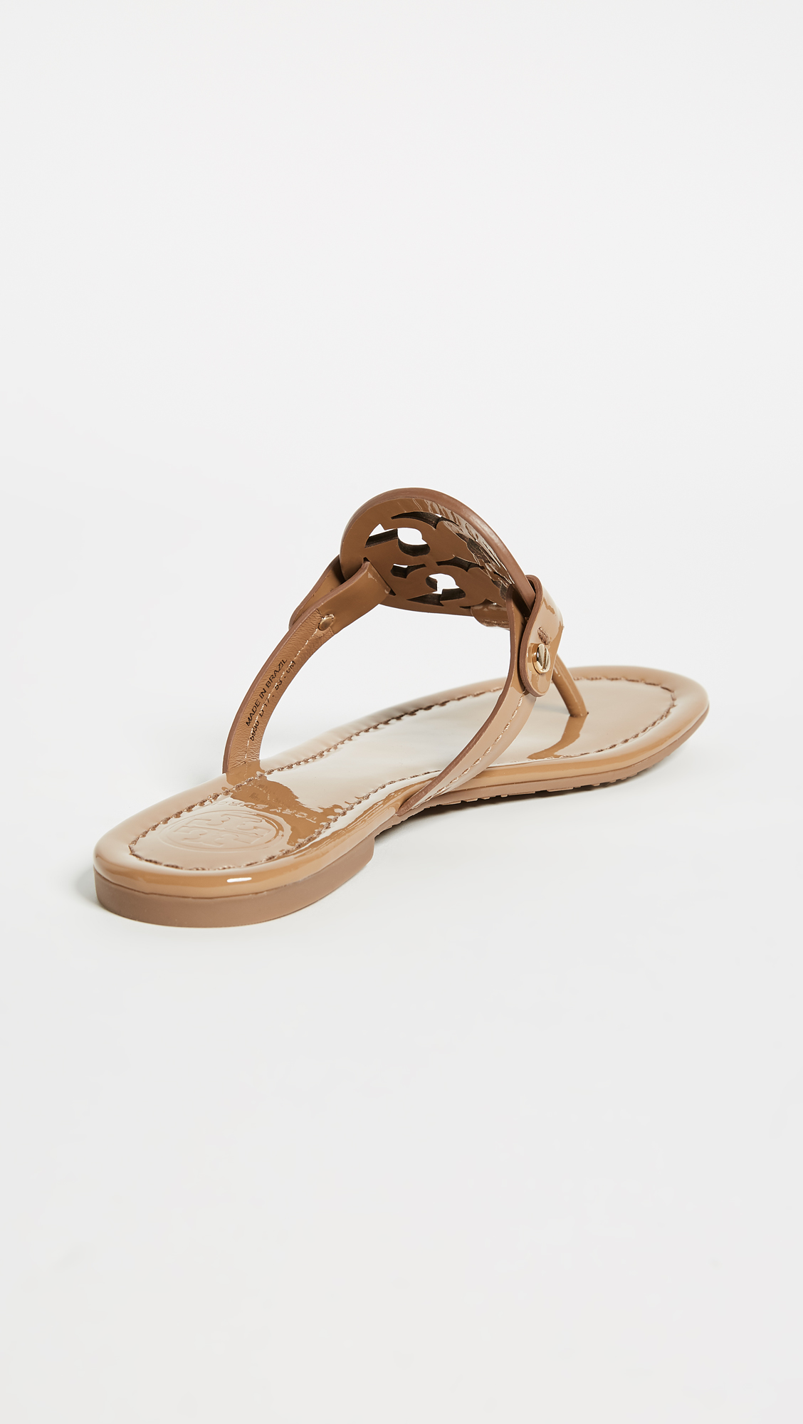 9a07a6ed586ec Tory Burch Miller Thong Sandals