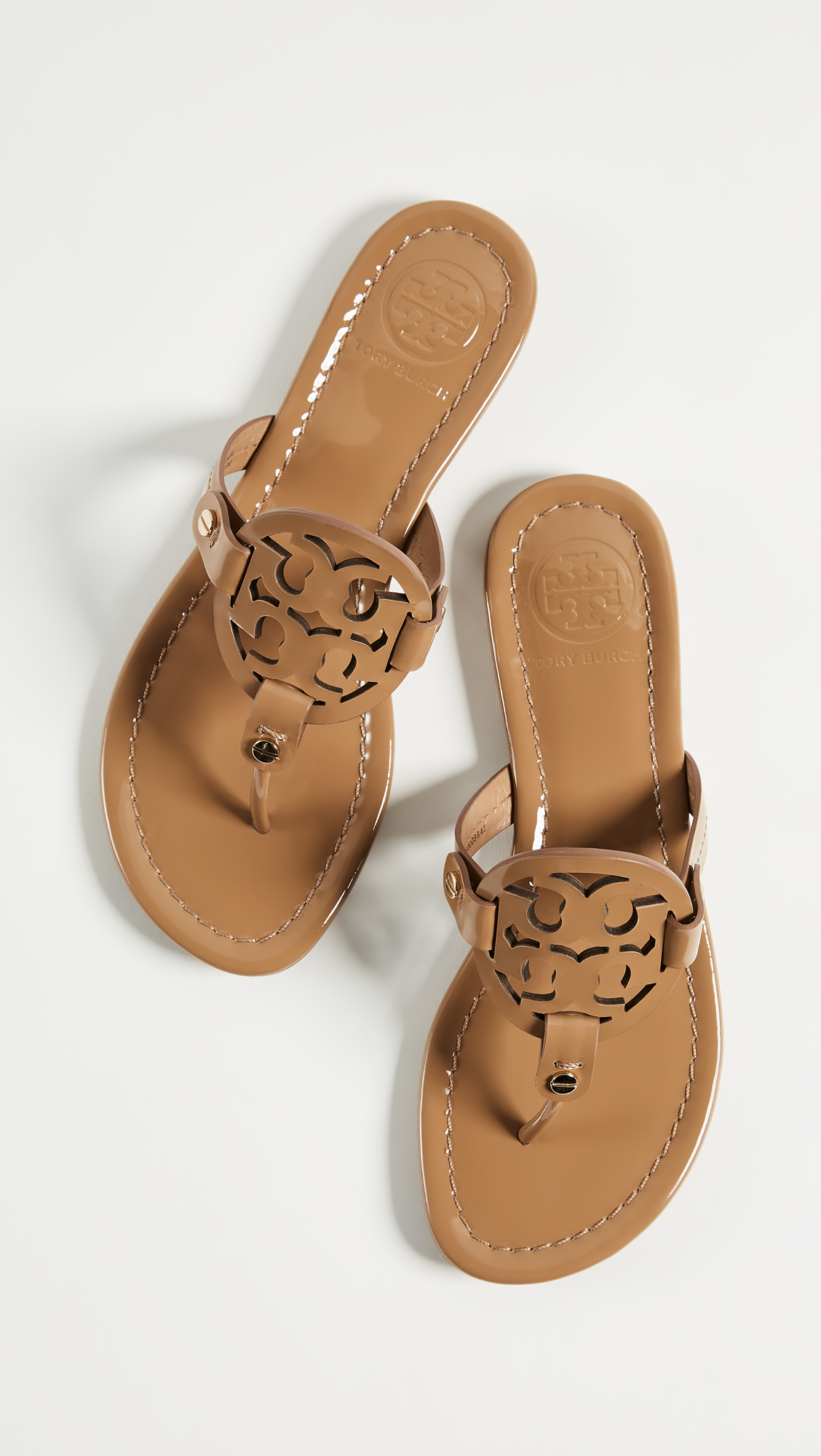 396aba6910f Tory Burch Miller Thong Sandals