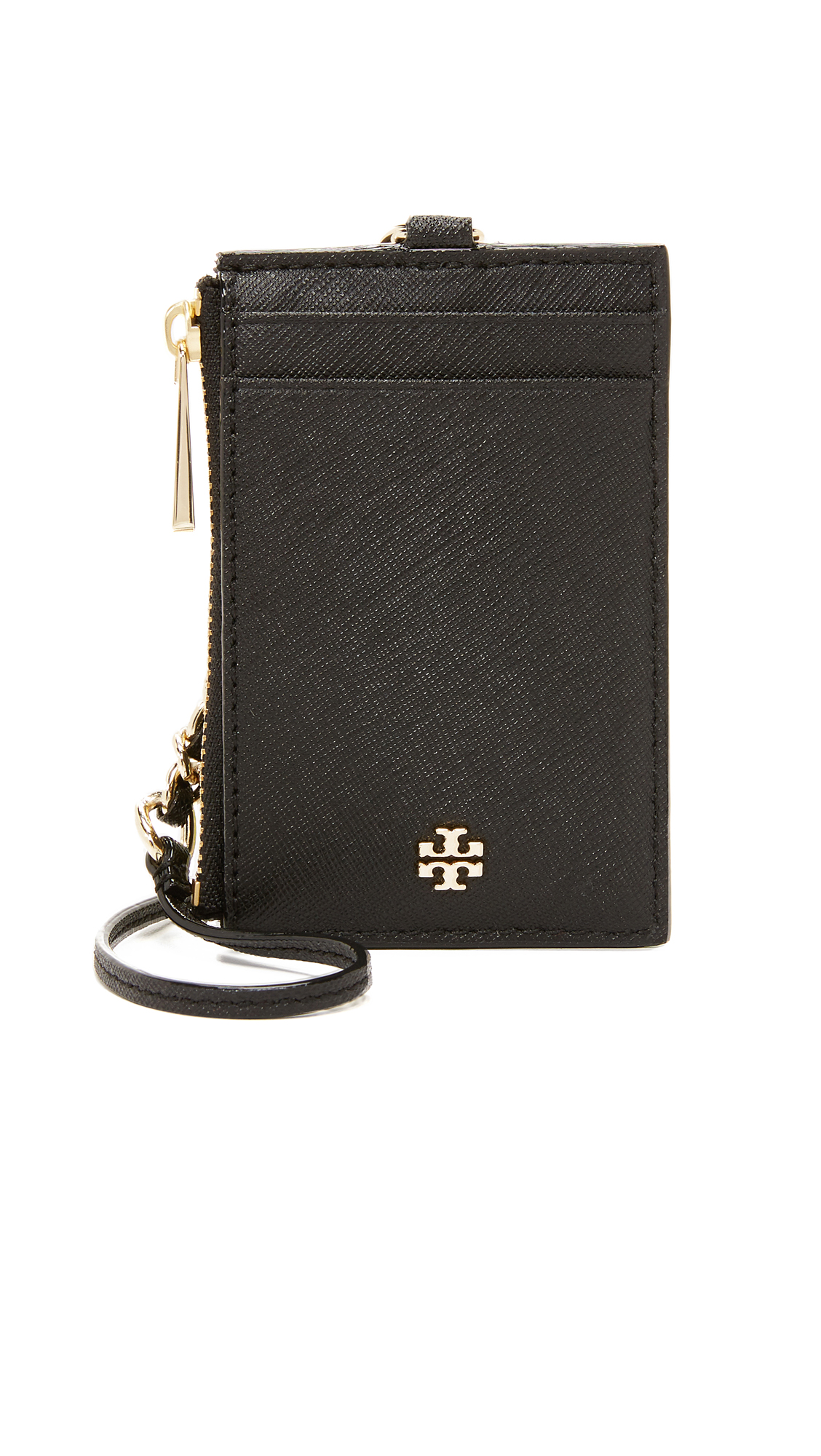 brand new 95e97 2348f Check out Tory Burch Robinson Lanyard Card Case - ShopYourWay