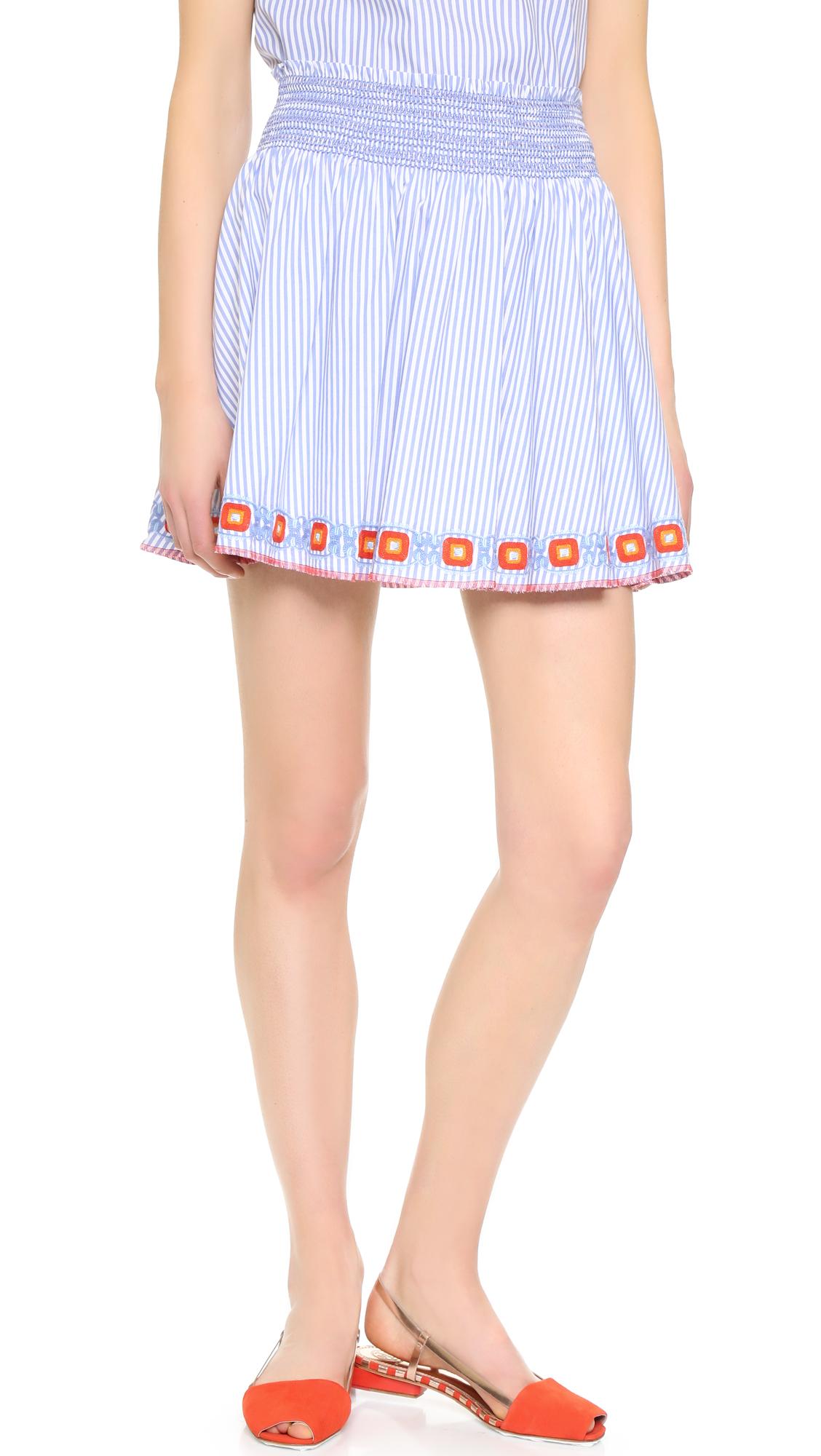 9030b9ff90 Tory Burch Grace Skirt | SHOPBOP