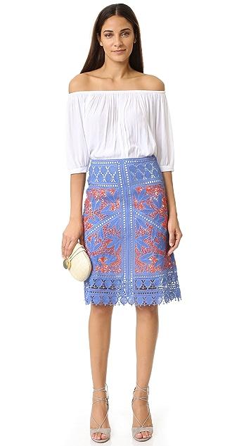 Tory Burch Whitney Skirt