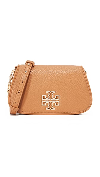 Tory Burch Britten Mini Clutch Cross Body Bag