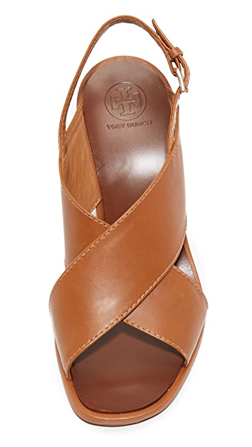 Tory Burch Gabrielle Wedge Sandals