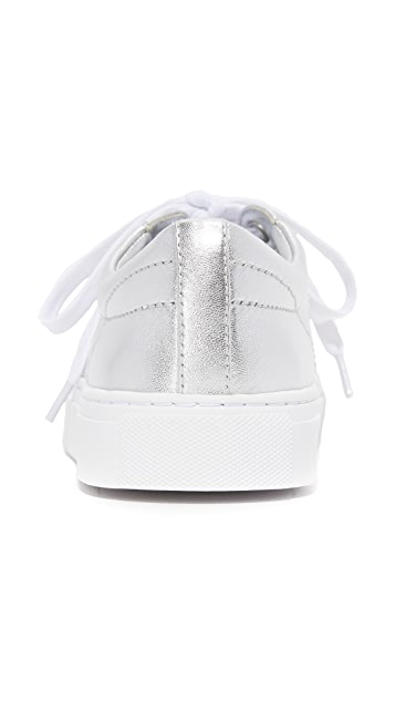 Tory Burch Chace Lace Up Sneakers