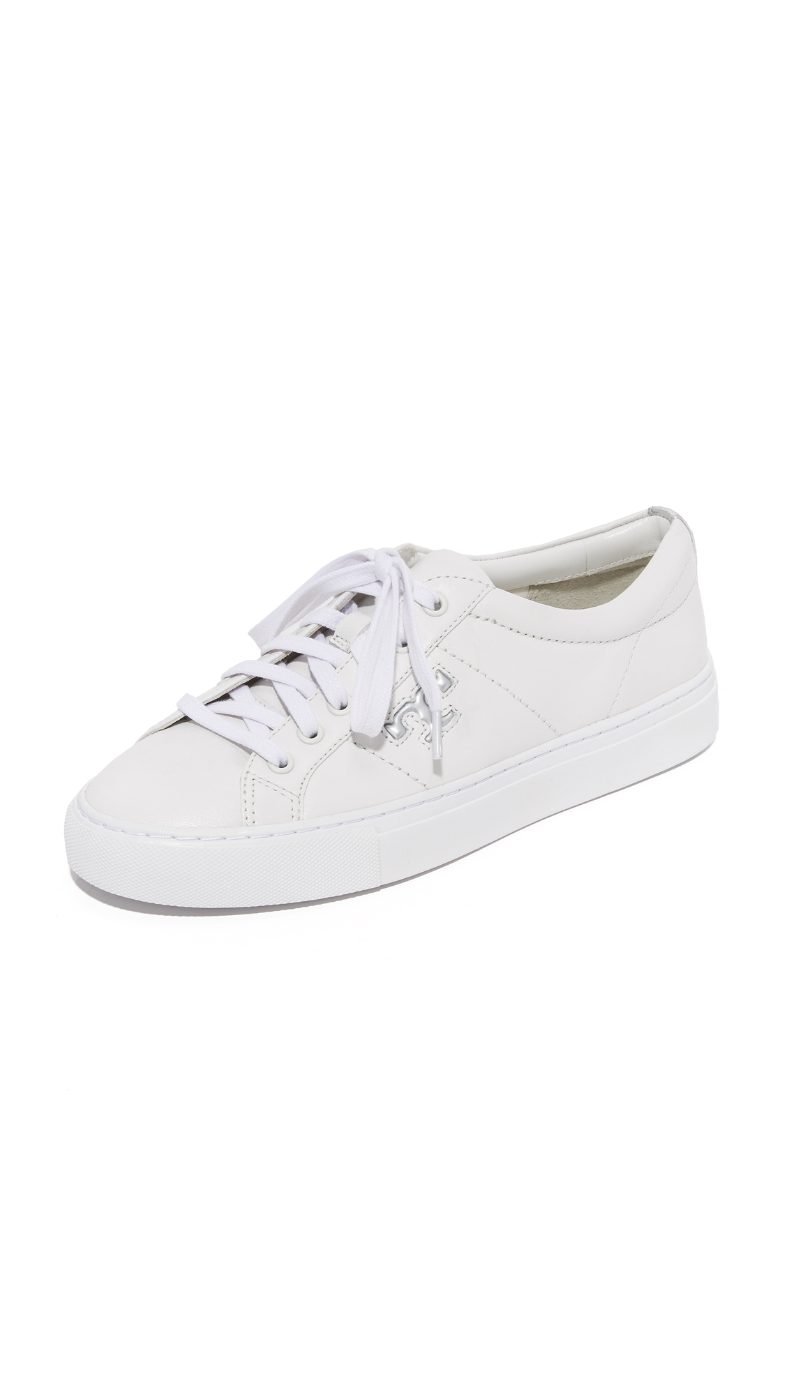 e83996518a1 Tory Burch Chace Lace Up Sneakers