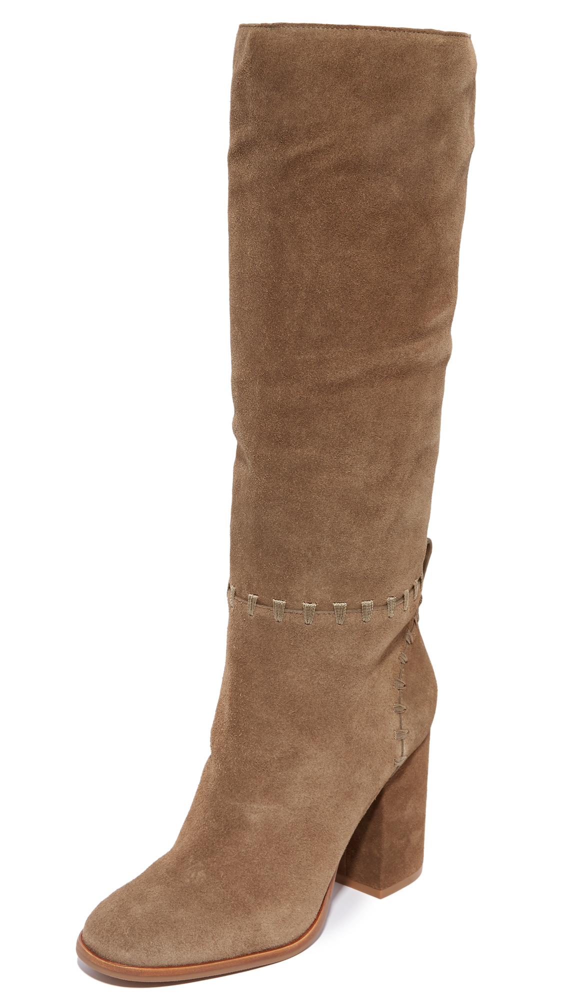 Tory Burch Contraire Boots - River Rock
