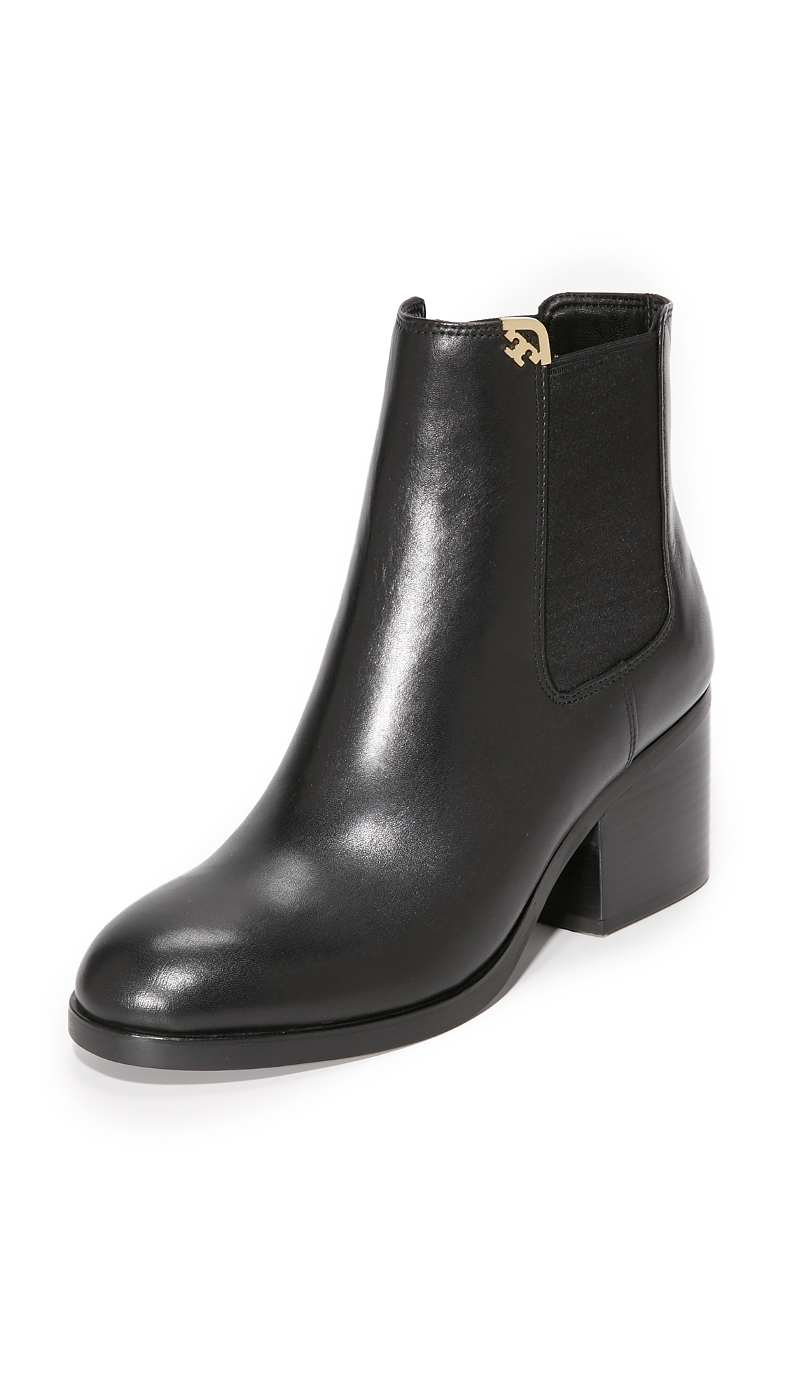 Tory Burch Nicola Booties - Black