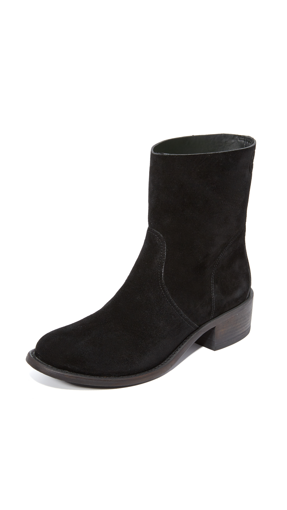 Tory Burch Siena Boots - Black