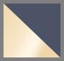 Ivory/Gold/Navy