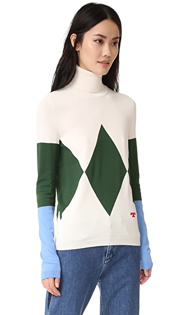 Tory Burch Candace Turtleneck