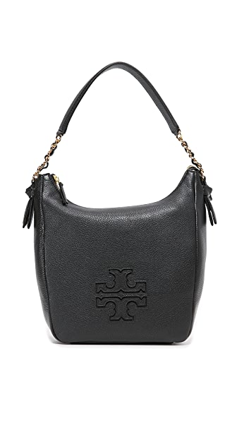 Tory Burch Harper Zip Hobo Bag