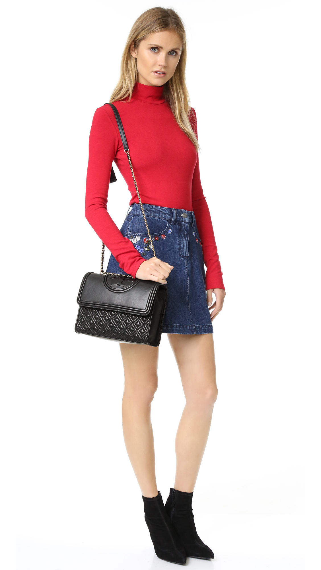 great discount sale united states undefeated x Tory Burch Fleming Convertible Shoulder Bag   SHOPBOP
