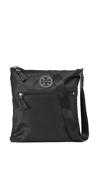 Tory Burch Ella Swingpack Bag - Black