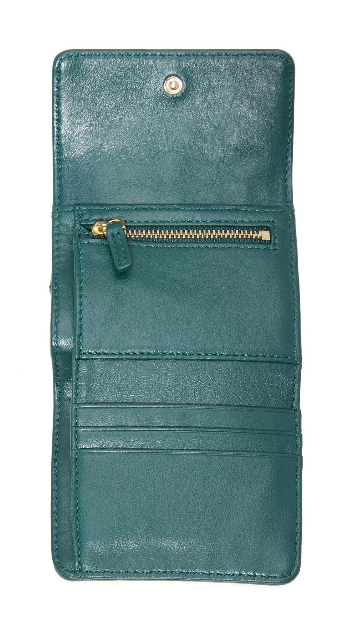 1f156427dfda ... best tory burch fleming mini flap wallet shopbop 0ba99 44b22