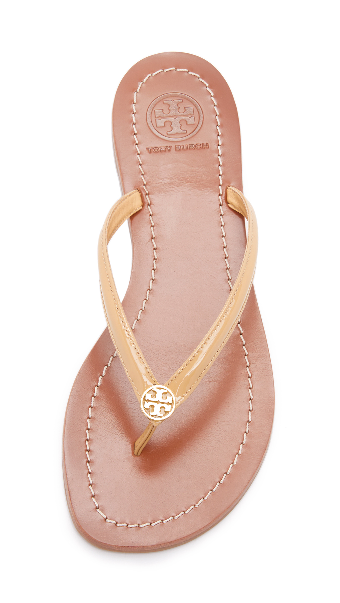997302f9ca5 Tory Burch Terra Thong Sandals