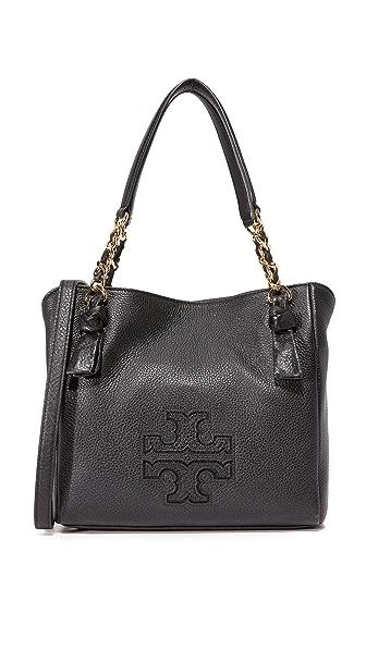 Tory Burch Небольшая сумка-портфель Harper