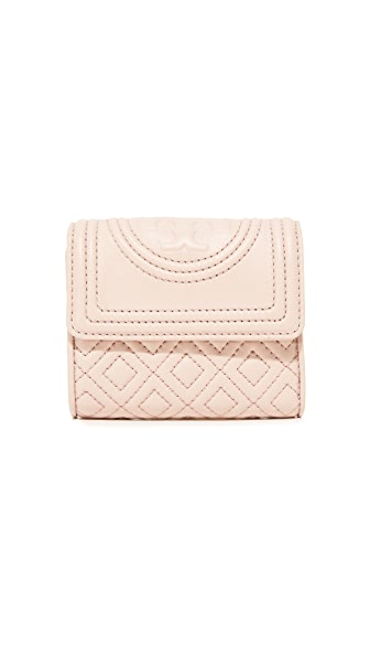 Tory Burch Fleming Mini Wallet