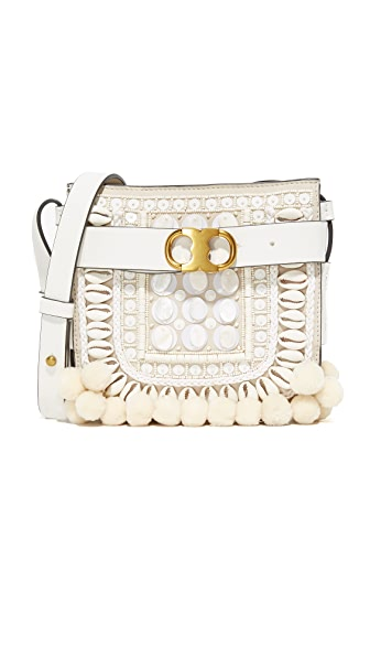 Tory Burch Gemini Link Cross Body Bag