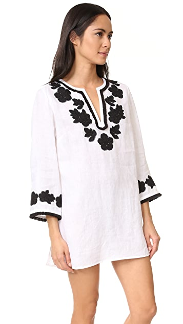 Tory Burch Applique Tunic