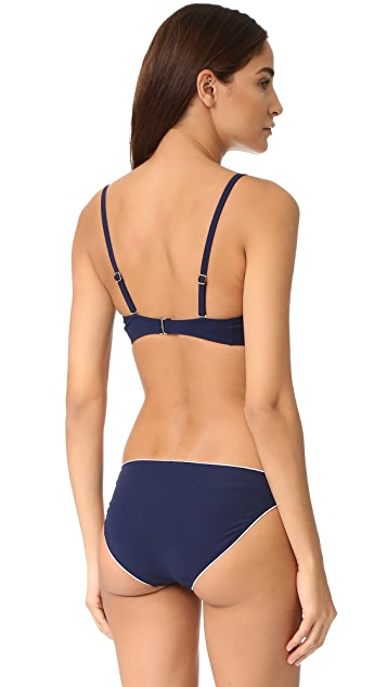 Tory Burch Riviera Underwire Top