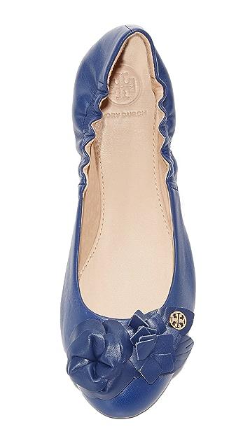 Tory Burch Blossom Ballet Flats