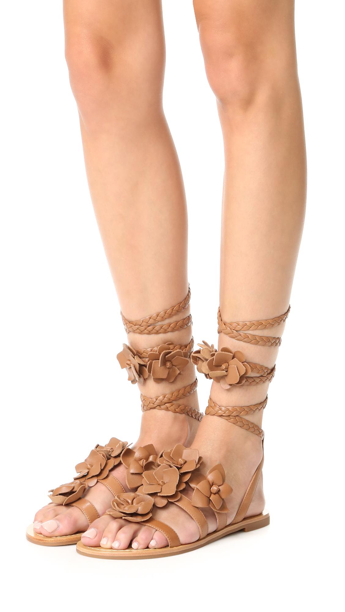 Tory Burch Blossom gladiator sandals 3Eno7omP