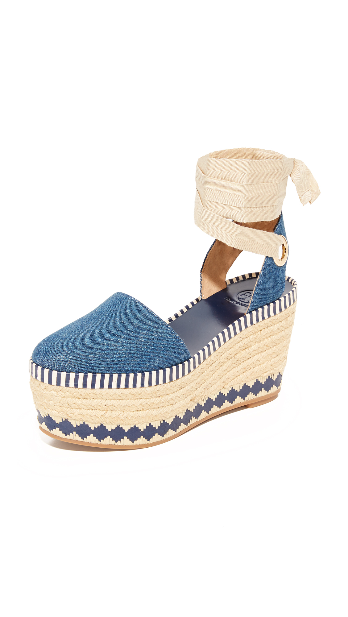 bd9eb4475efb72 Tory Burch Dandy Espadrille Wedges