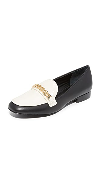 Tory Burch Gemini Link Loafers