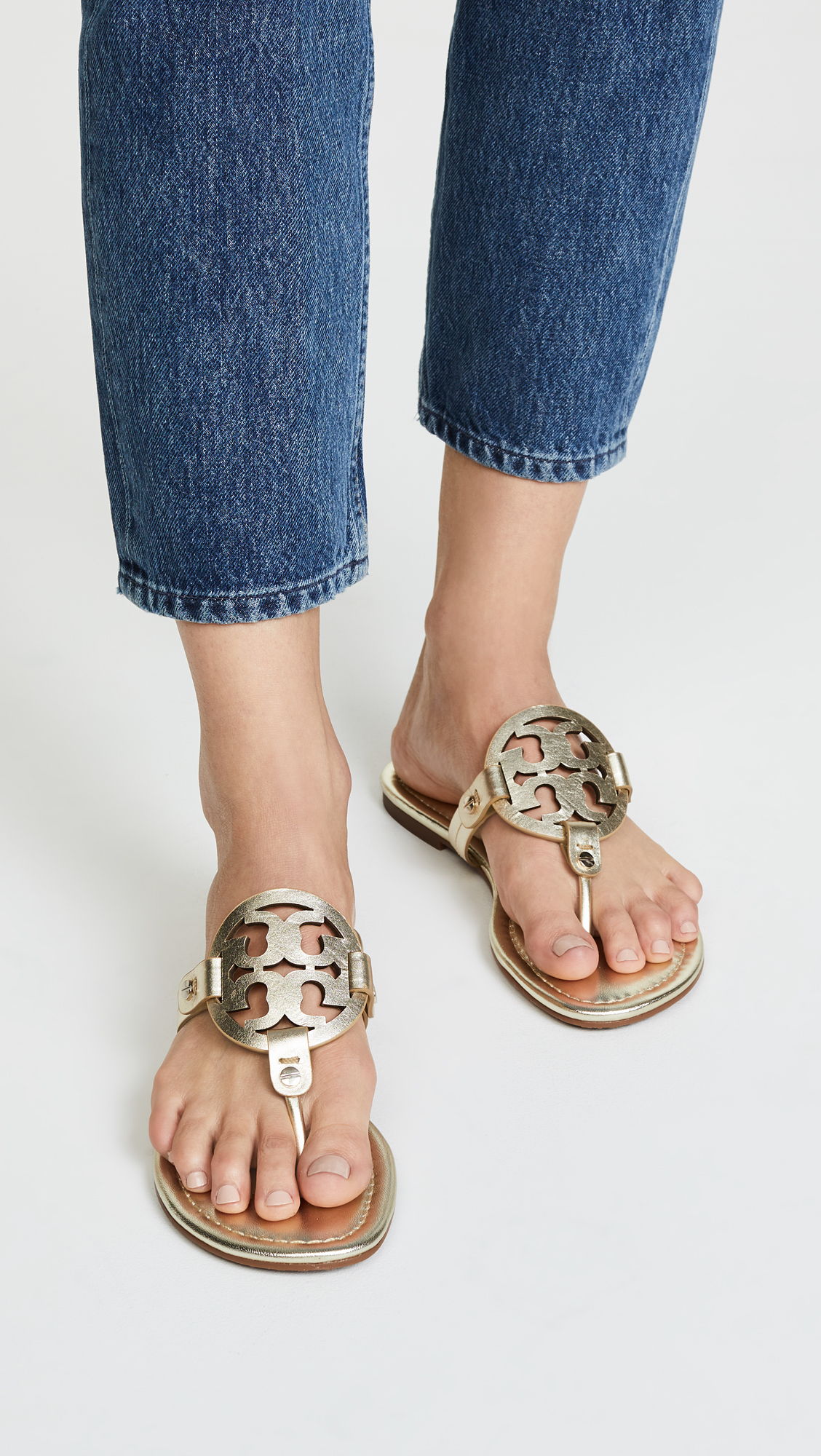 690cd89dc Tory Burch Miller Thong Sandals