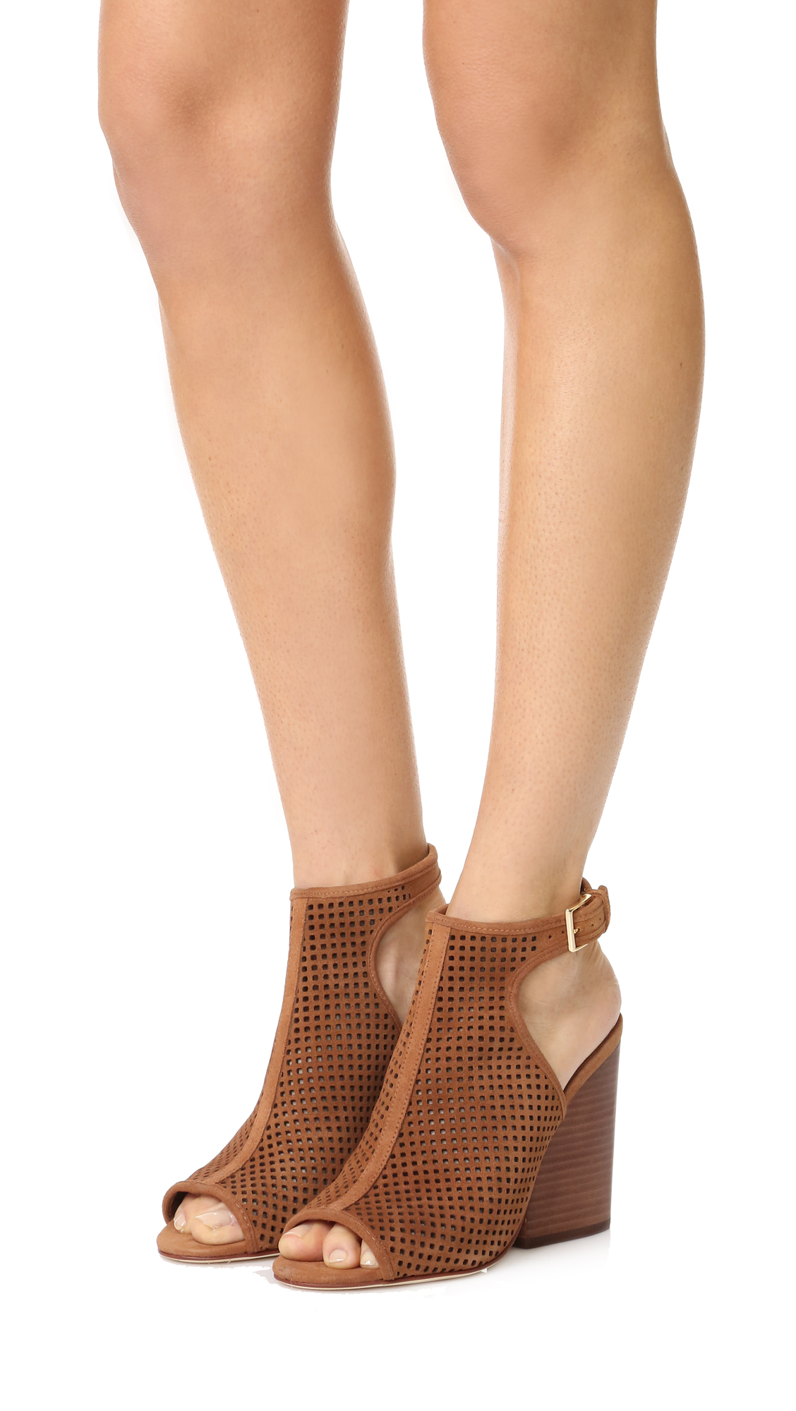 a3d7f65166a9 Tory Burch Jesse Open Toe Booties