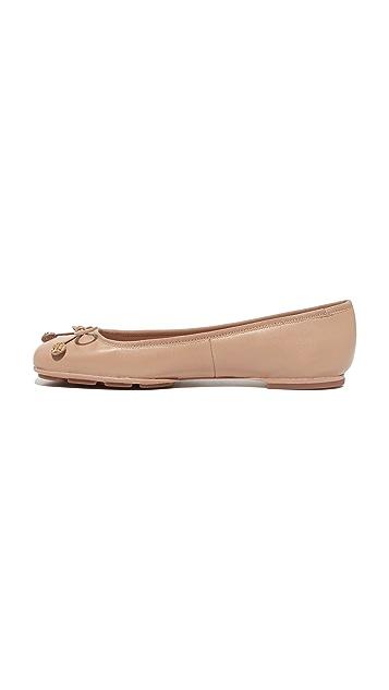Tory Burch Laila Driver Ballet Flats