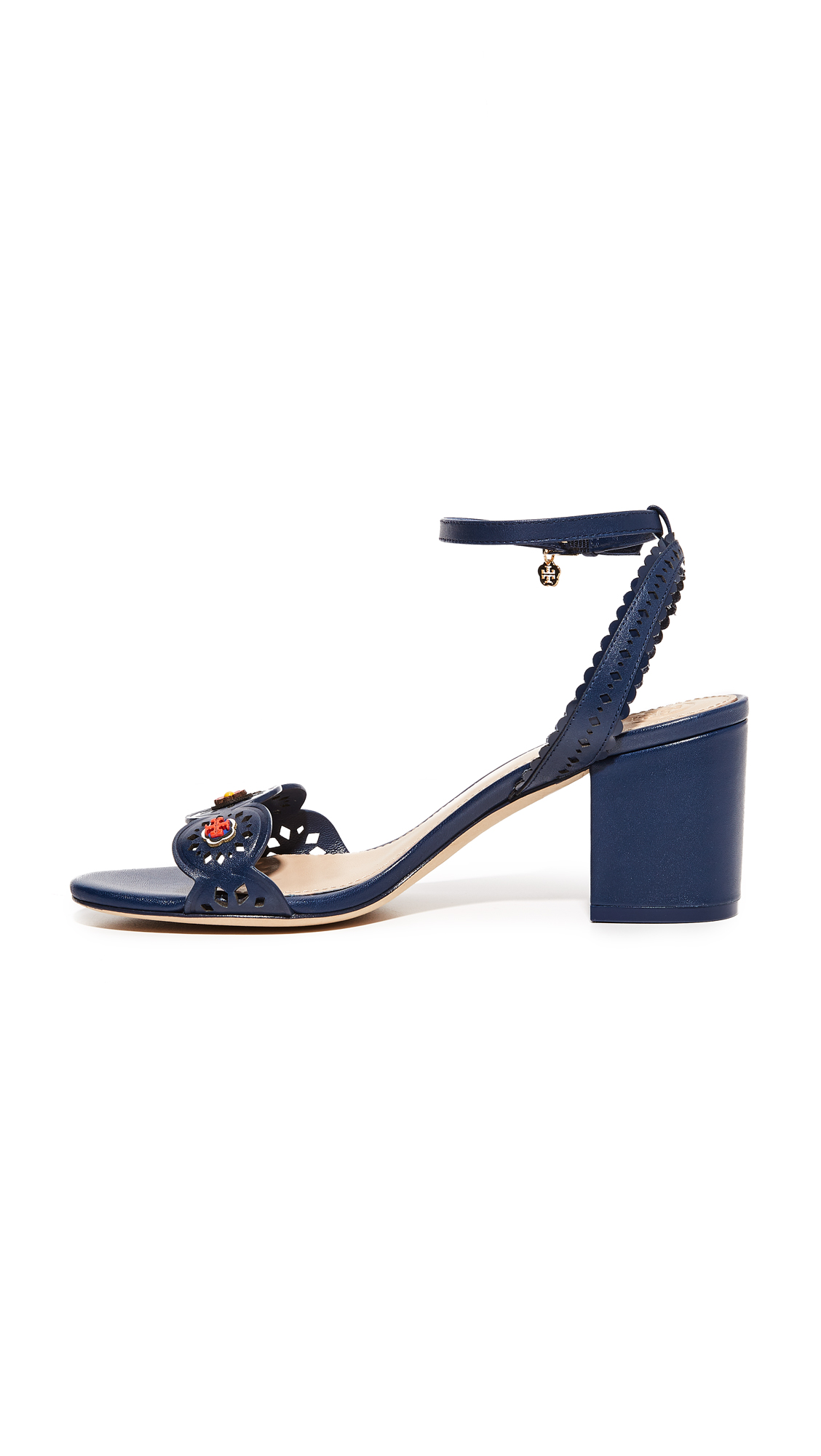 fb51a28c166 Tory Burch Marguerite Perforated City Sandals