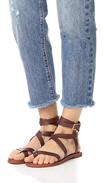 Tory Burch Patos Sandals