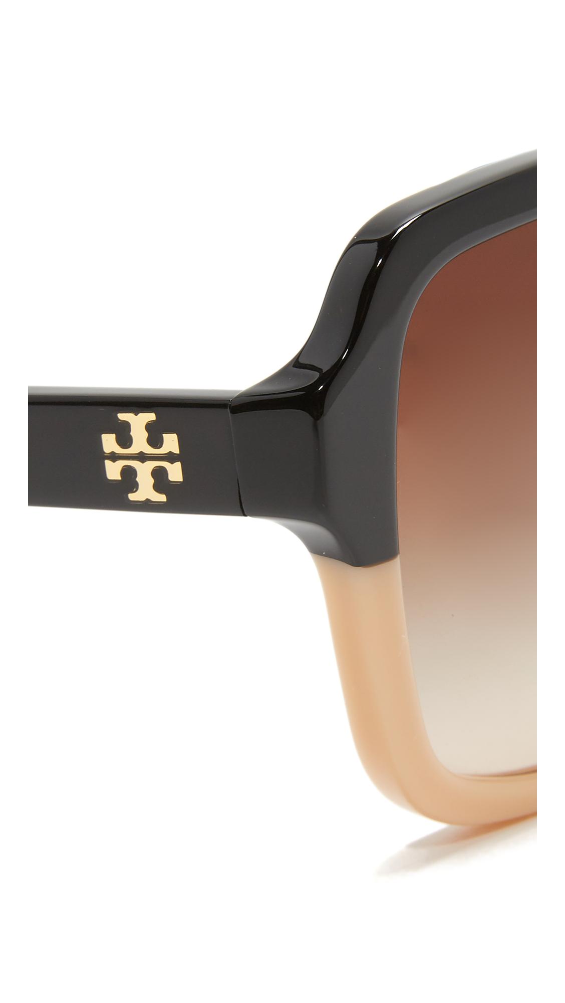 36343abe84b Tory Burch Panama Sunglasses