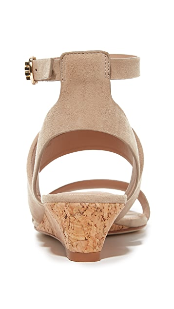 Tory Burch North Wedge Sandals